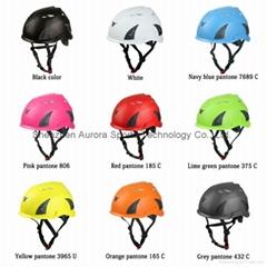 EN12492 Mountaineering Tree Climbing Helmet Arborist Training Helmet