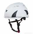 EN397 Approved High Quality Injection PP Shell Industrial Safety Helmets