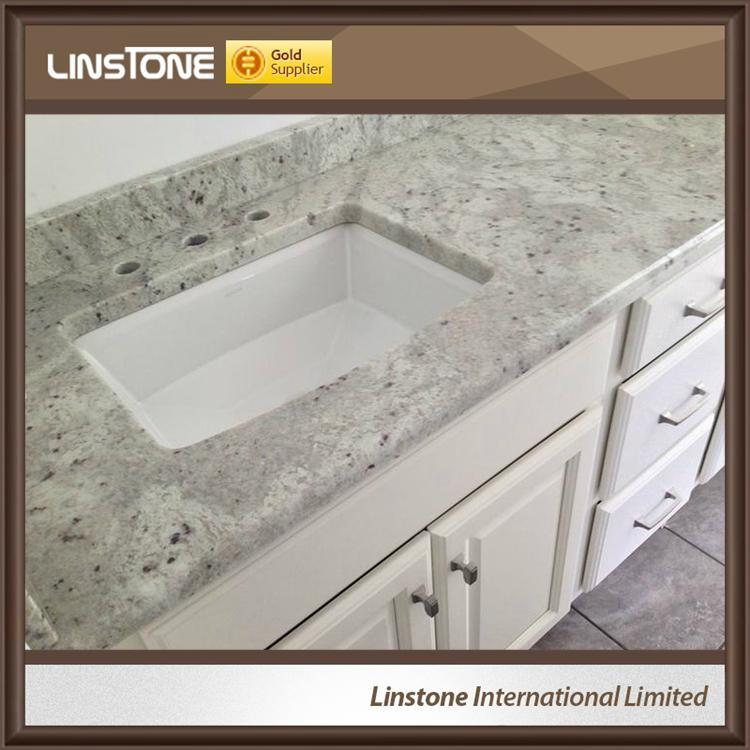 River White Granite Slabs For Kitchen Countertop Island Top Price 1