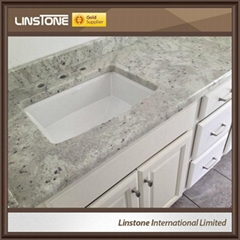 River White Granite Slabs For Kitchen Countertop Island Top Price