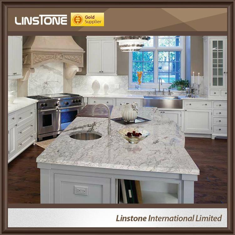 River White Granite Slabs For Kitchen Countertop Island Top Price 3