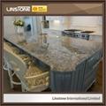 Blue Azul Aran Granite Bar Clue Island Top Countertops Design 2