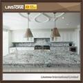 Blue Azul Aran Granite Bar Clue Island Top Countertops Design 4