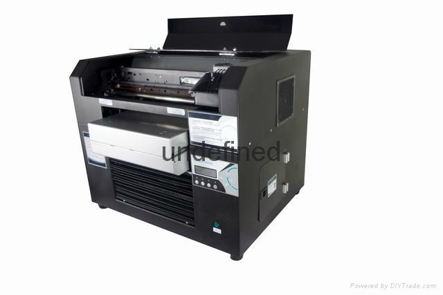 UV数码印花机 浮雕手机壳移动电源数码打印机 卡片U盘印花机 3