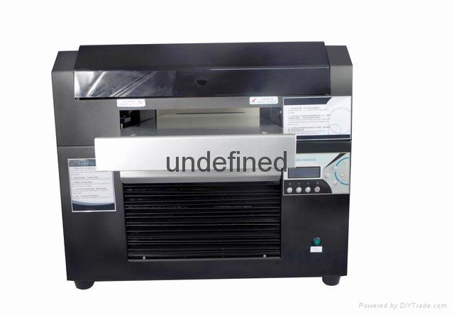 UV数码印花机 浮雕手机壳移动电源数码打印机 卡片U盘印花机 4