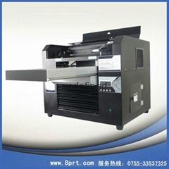 UV数码印花机 浮雕手机壳移动电源数码打印机 卡片U盘印花机