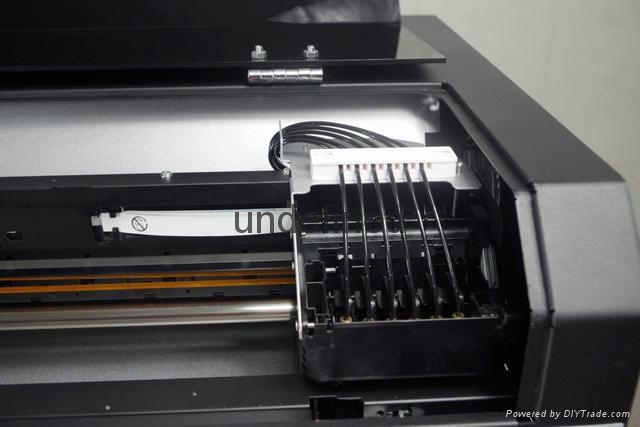 UV數碼印花機 浮雕手機殼移動電源數碼打印機 卡片U盤印花機 5