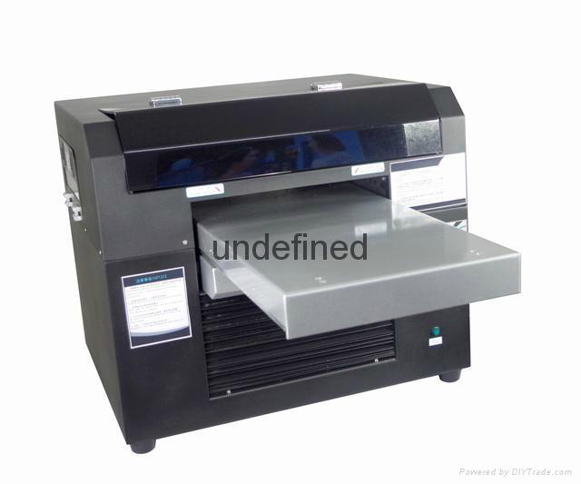 愛普生五代頭UV打印機 小型A3UV打印機 白墨數碼打印機 2