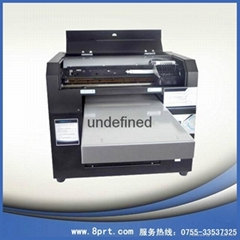 3D浮雕效果亞克力PVC數碼印花機 TPU手機殼UV打印機 標牌打印機
