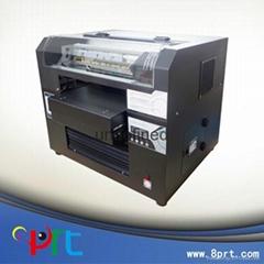 创业首选万能打印机 个性礼品工艺品印花机 水晶石版画打印机