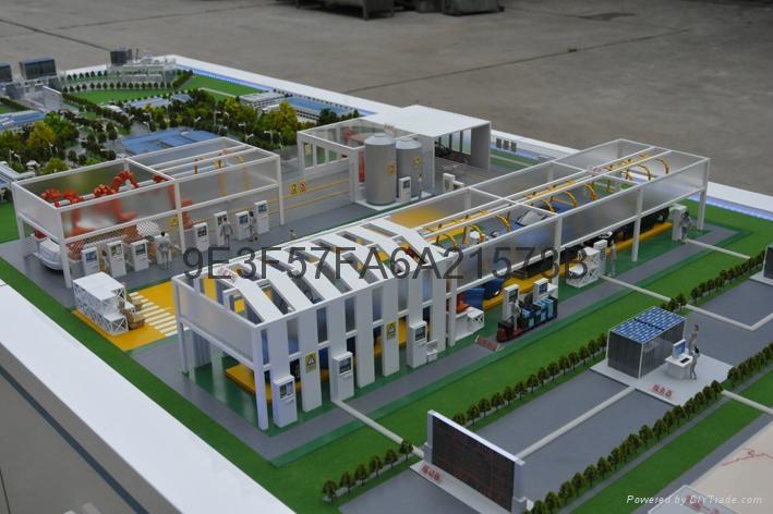 工业厂区模型 5