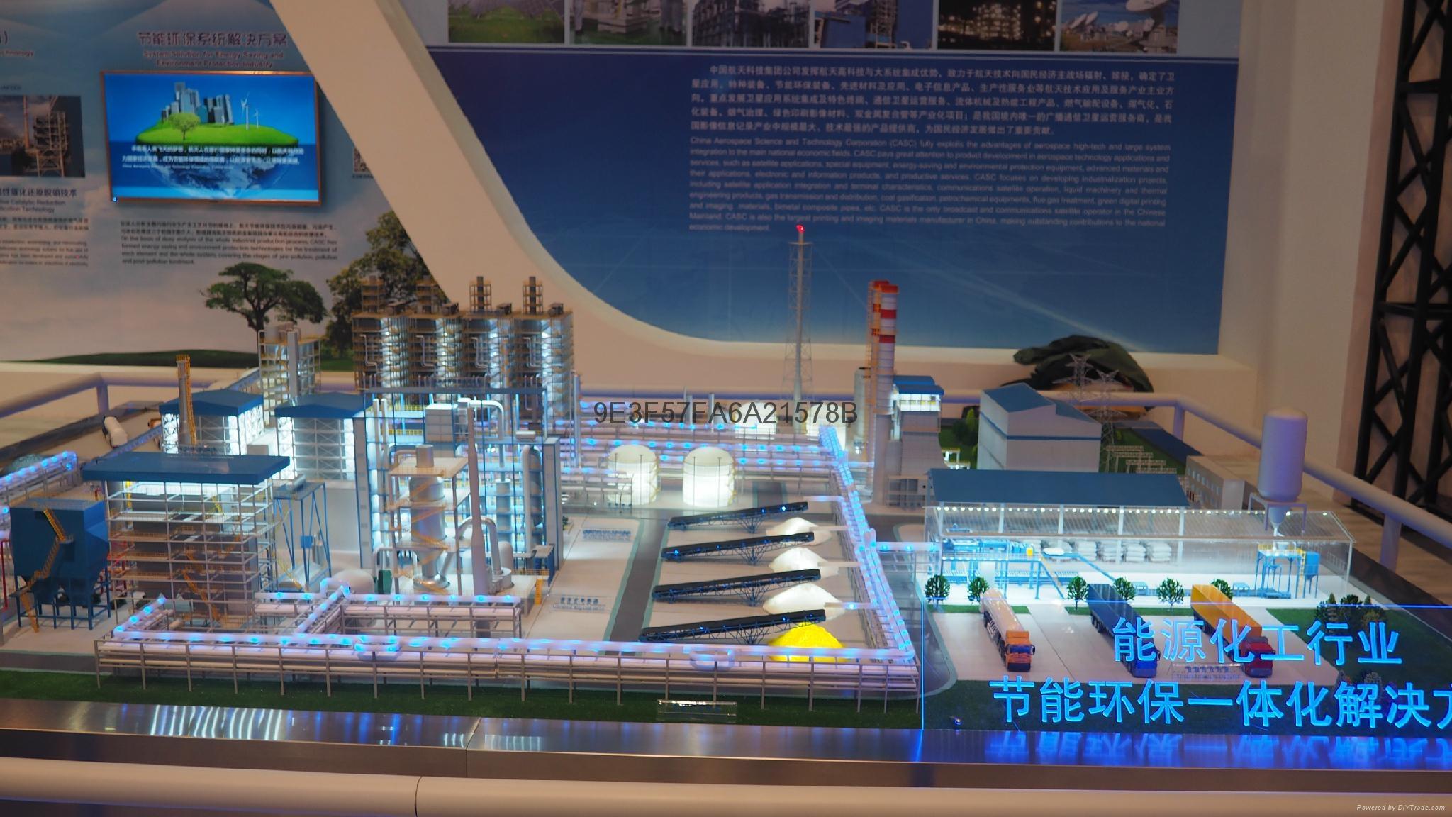 工业厂区模型 2