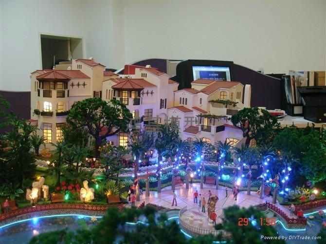 建筑沙盘模型 5