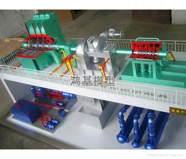 动态机械模型 2