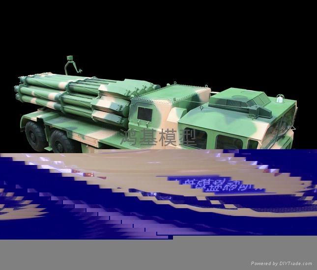 军事车辆模型 2