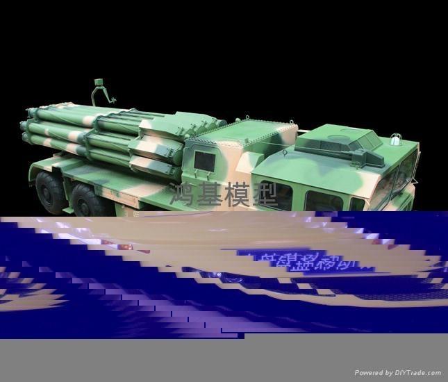 军事车辆模型 3
