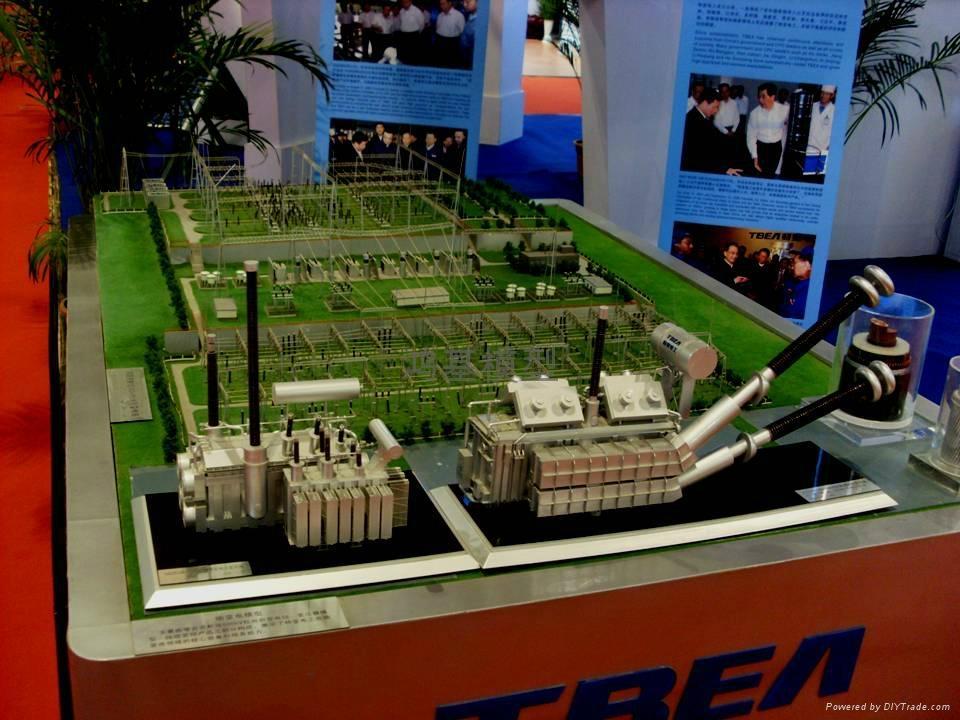 电力电网模型 4