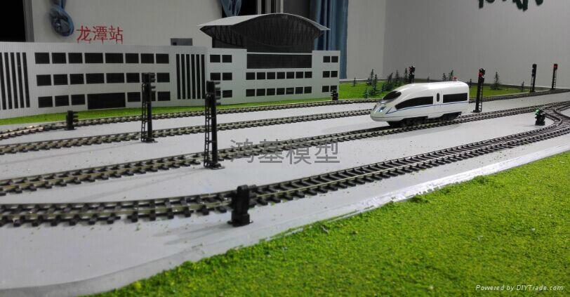 智能交通沙盘模型 2