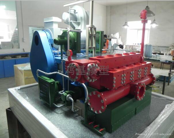 工业机械模型 2
