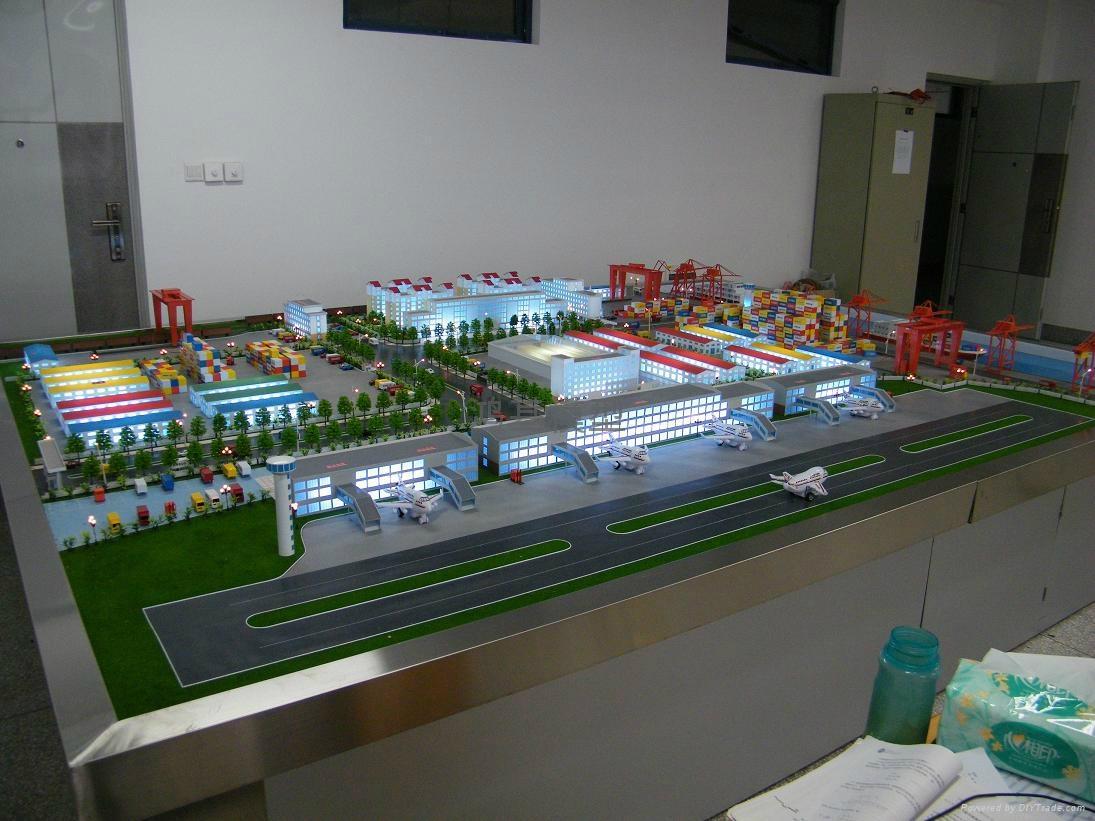 工业机械模型 3