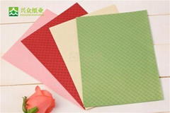 Colorful Pearl Paper  Diamond Texture for Wrapping