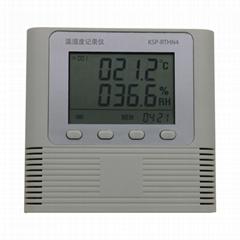 厂家直供 GSP温湿度记录仪 KSP-RTHN(4I)