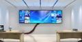 55 Inch 5.3mm bezel 3x3 lg video wall with ultra narrow bezel original lg tv lcd