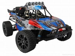 1: 16 Scale High Speed RC Rock Crawler off Road RC Car