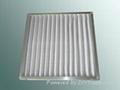 鋁合金框架板式過濾器 2