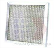 鋁合金框架板式過濾器 3