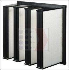 活性炭吸附空氣過濾箱 2
