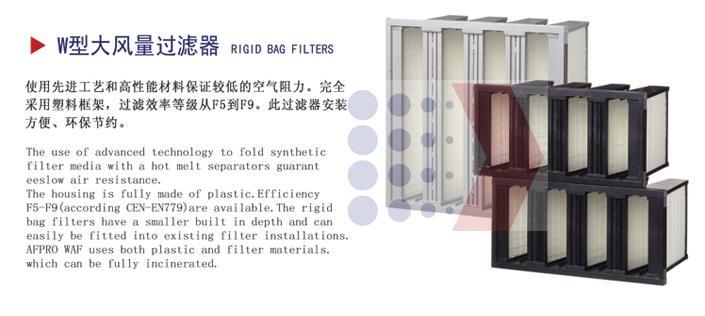 活性炭吸附空氣過濾箱 4