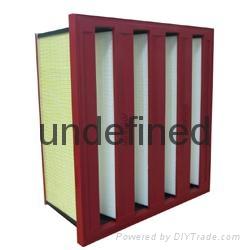 空調通風系統活性炭過濾器 3