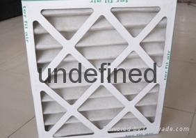 活性炭袋式空氣過濾器 1