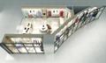 服裝展櫃製作廠家南京展示櫃設計製作 2