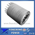IE3 Efficiency Electric Motor Stator and