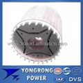 High Voltage Electric Motor Stator Core 520mm 1250mm