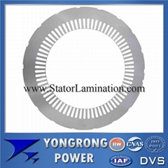 IE3 3 Phase Induction Motor Silicon Steel Stator Lamination