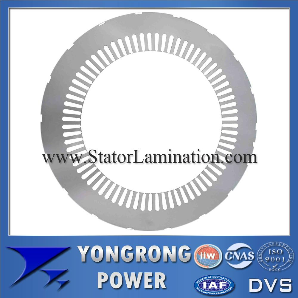 IE3 3 Phase Induction Motor Silicon Steel Stator Lamination 3