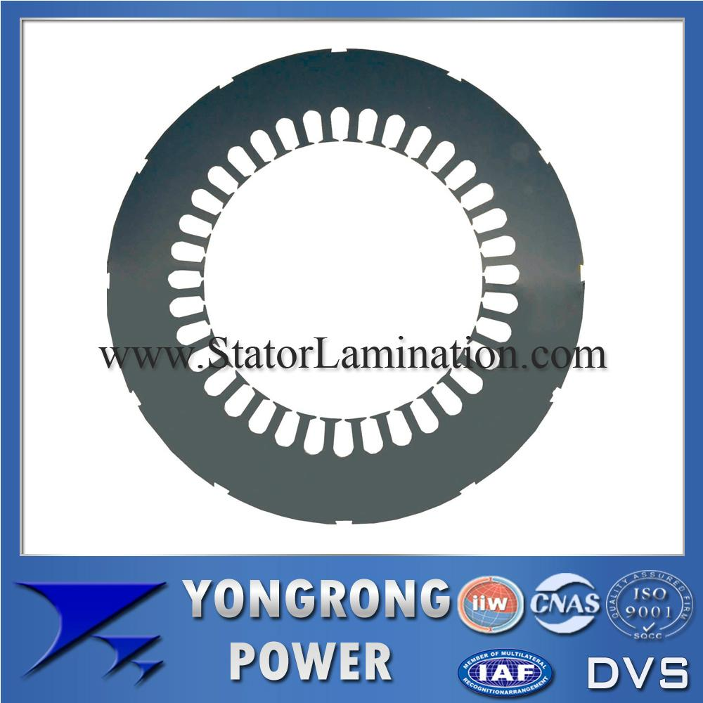 IE3 3 Phase Induction Motor Silicon Steel Stator Lamination 4
