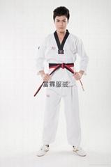 健身服装跆拳道训练服