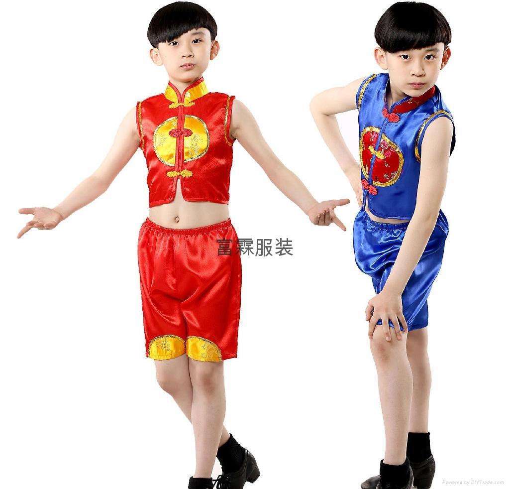 健身服装跆拳道训练服 2