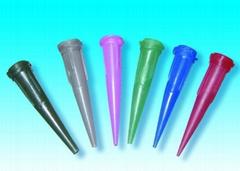 TT斜式全塑料點膠針頭