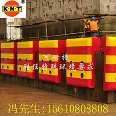 新型復合材料防撞設施