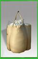 Circular flexible container bags
