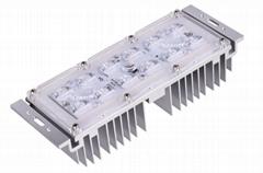 LED street light module 130lm/watt energy saving best quality 60W IP68 Waterproo