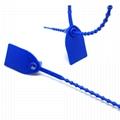 塑料封條 貨櫃封條 集裝箱封條鎖 物流封條 一次性封條 防盜封條 3
