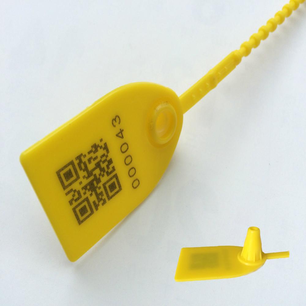 塑料封條 貨櫃封條 集裝箱封條鎖 物流封條 一次性封條 防盜封條 1