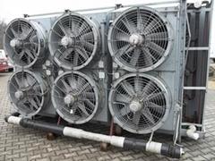 Goedhart LK 525M2 air cooler for blast freezing