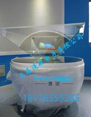 3D全息展覽展示櫃(360度)